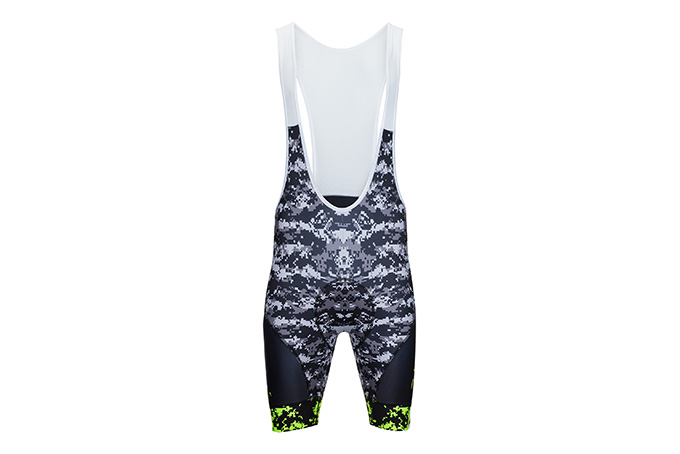 ZOOT CYCLE BIB SHORT Front