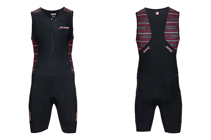 ZOOT TRISUIT RED