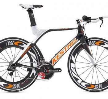 やはり理想はトライアスロンに特化したデザイン、性能をもつトライアスロンバイク