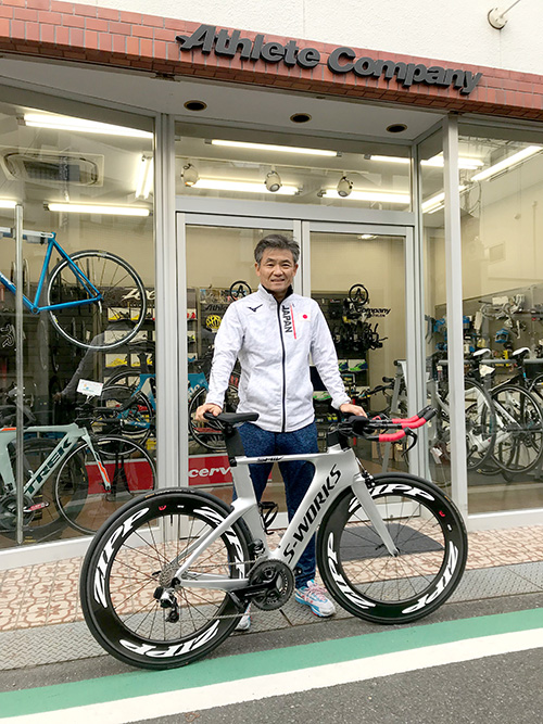 specialized SHIVE オーナー様
