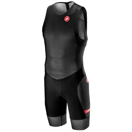 Castelli 19s Free Tri ITU Suit ブラック <カステリフリートライ ITUスーツ>