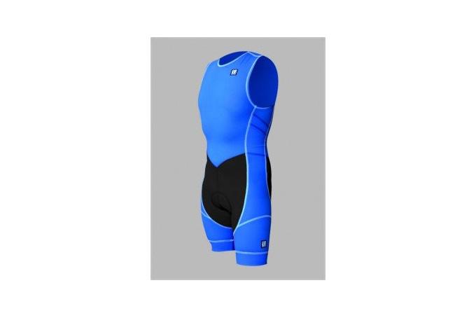 ITUトライスーツ ブルー