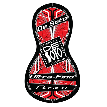 DESOTO FORZA SleevedTrisuit イエロー