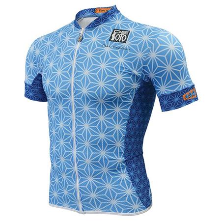DESOTO BikeShirt BLU