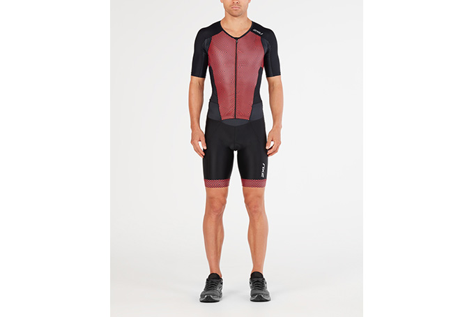 2Xu Sleeved Trisuit