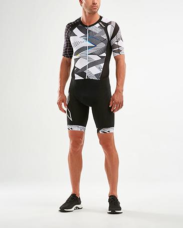 2XU Compression FullZip Sleeved Trisuit