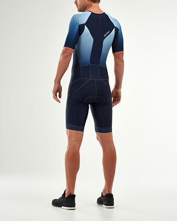 2XU PERFORM FullZip Sleeved Trisuit