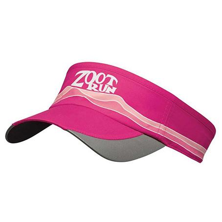 ZOOT Velcro Visor ピンク